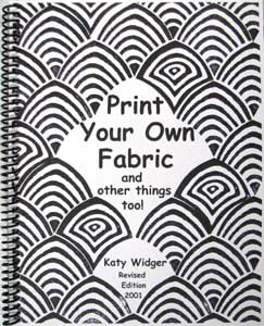 cover of Print Your Own Fabric